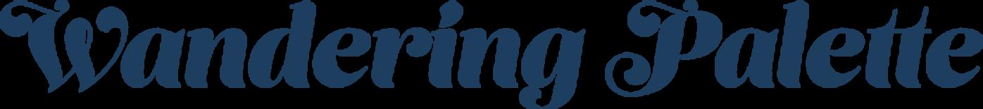 Wandering Palette Logo
